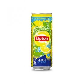 LIPTON ICE TEA LIMONE CL.33 LATTINA